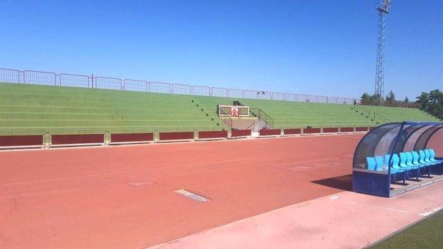 Estadio municipal de Osuna