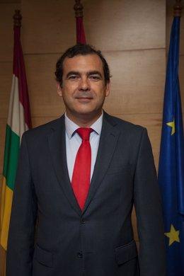 Juan Manuel Pacheco, nuevo gerente de la Fundación Hospital Calahorra