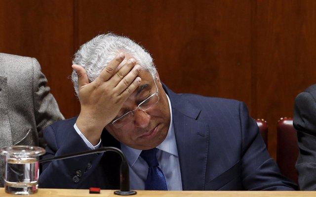El primer ministro portugués, António Costa