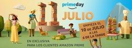Amazon.es revela algunas de las ofertas de Prime Day para clientes Amazon Prime