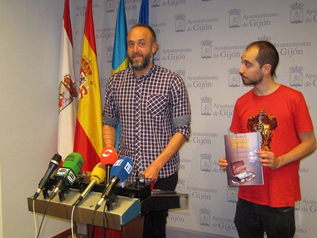 David Alonso Xsp Y Hector Piernavieja Podemos