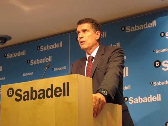 Jaume Guardiola (Banc Sabadell)