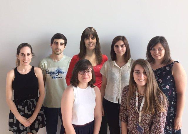 Grupo de NeuroObesidad de la USC.