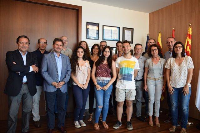 El Puerto de Tarragona agradece el esfuerzo de alumnos de FP dual