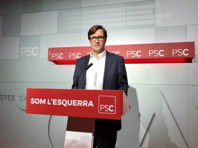 Salvador Illa, PSC