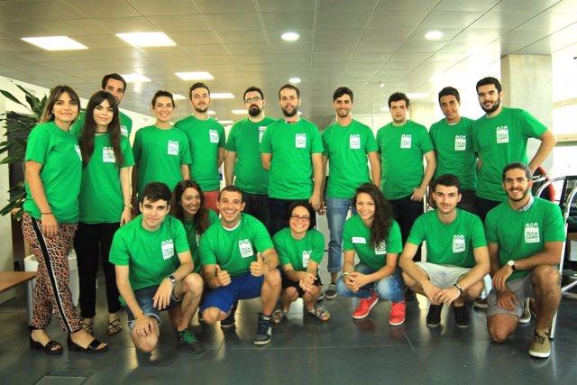 Participantes del campus