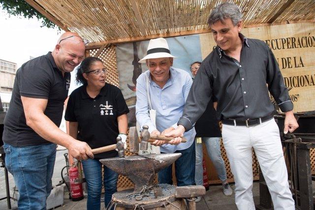 Nota De Prensa Y Fotografías: Garachico Artesanía