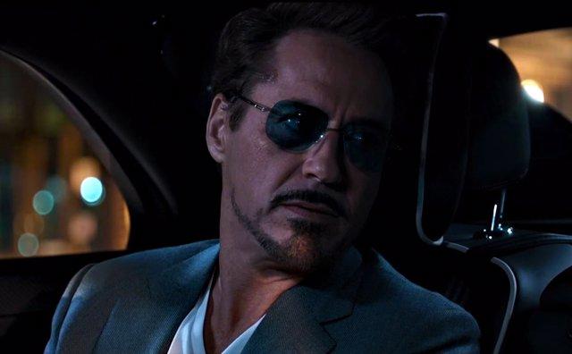 Robert Downey Jr. Como Tony Stark en Spider-Man: Homecoming
