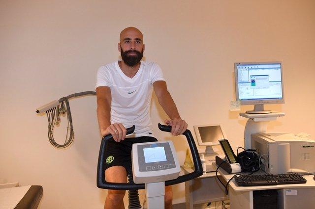 Borja Valero pasa las pruebas médicas con el Inter