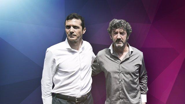 Guillermo y Bakero