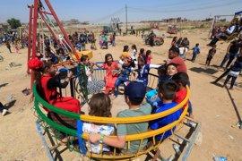 """World Vision alerta del """"largo camino por recorrer para los niños de Mosul"""", una ciudad devastada"""