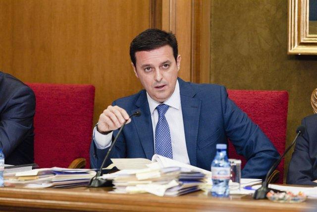 Javier Aureliano García ha respondido a las críticas del PSOE.