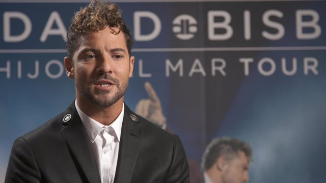 David Bisbal, entrevista europa press