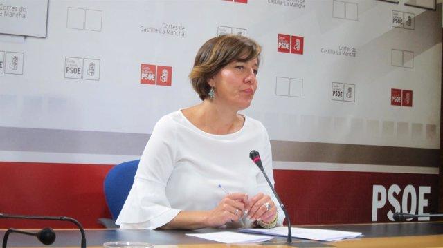 Fernández en rueda de prensa