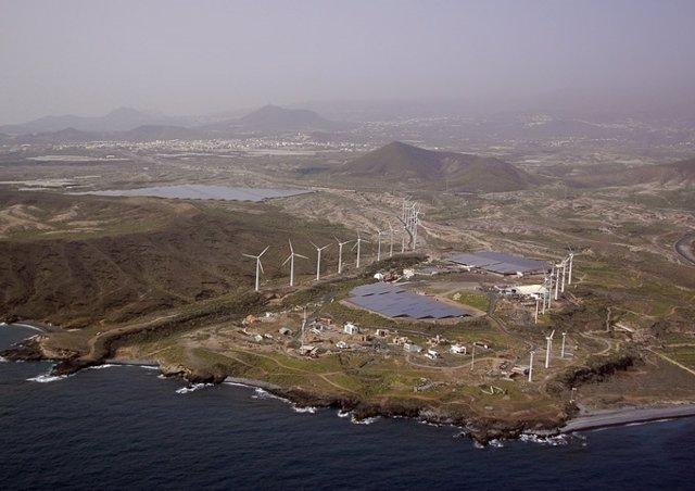 Vista general de las instalaciones del ITER