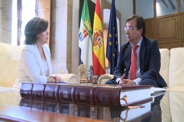 Soraya Sáenz de Santamaría y Fernández Vara