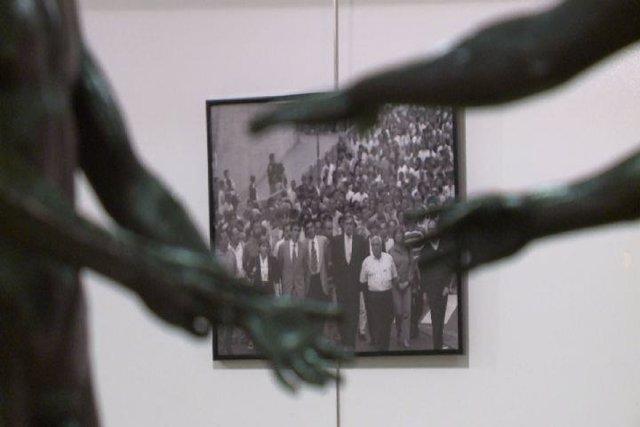 Miguel Ángel Blanco, homenajeado en 26 fotografías
