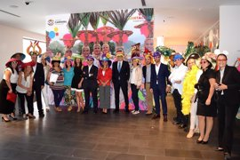 Bermúdez invita a los hoteleros a promocionar la Casa del Carnaval