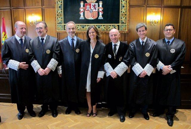 Secretarios provinciales