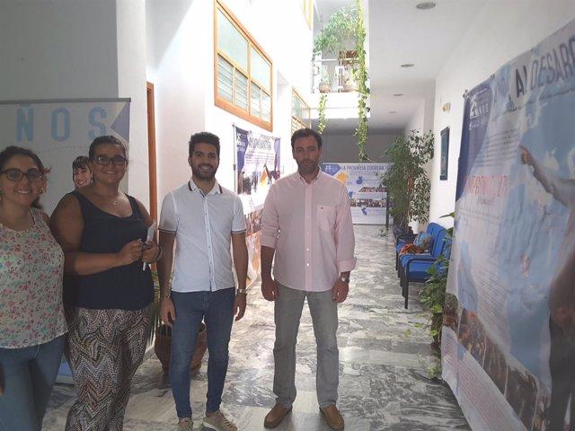 Nota Y Fotos Cooperación Internacional Condado