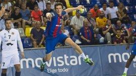 Saubich rescinde con el Barça y se retira del balonmano profesional