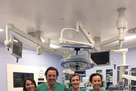 Hospital San Juan de Dios de Córdoba emplea novedosa técnica TLS para corregir una lesión de ligamento cruzado anterior