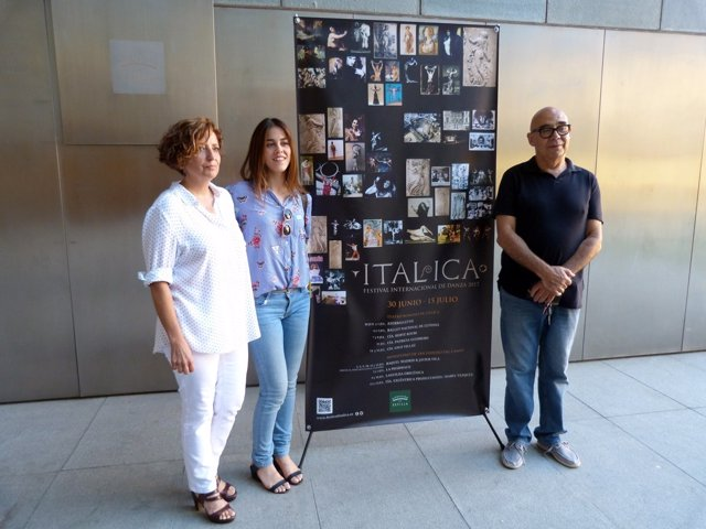 El Festival de Danza de Itálica acoge el montaje 'Catedral' de Patricia Guerrero