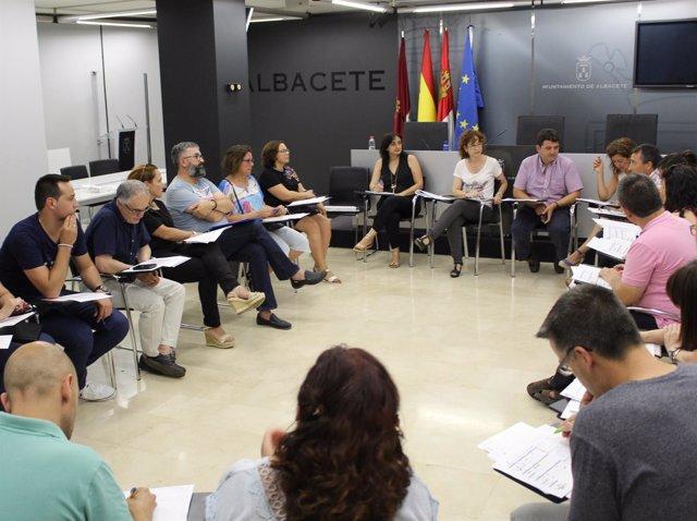 Consejo Escolar Albacete