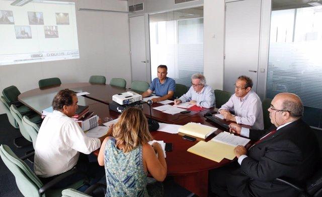 Jesús Oria sigue por videoconferencia ala Sectorial de Agricultura