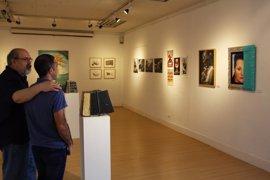 La Casa de Cultura de Gernika exhibe desde este lunes obras de 26 artistas del municipio