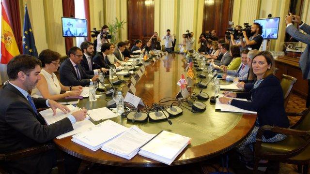 Reunión del Consejo Consultivo de Agricultura