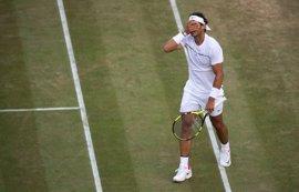 Nadal dice adiós al sueño de Wimbledon