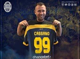 Antonio Cassano Hellas Verona