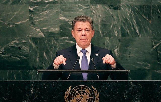 Juan Manuel Santos solicita a la ONU adelantar segunda fase del Acuerdo de Paz