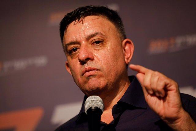Avi Gabbay, nuevo líder del Partido Laborista de Israel