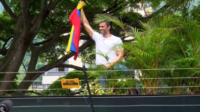 La política española reacciona a la salida de Leopoldo López