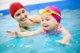 Objetivos de la natación temprana para bebés