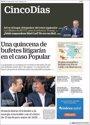 Foto: Las portadas de los periódicos económicos de hoy, martes 11 de julio