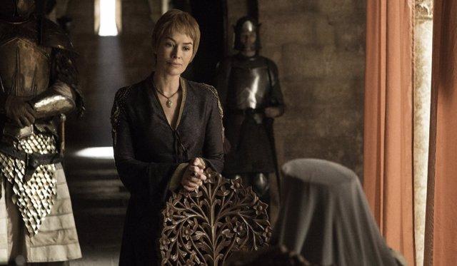 Cersei Lannister en Juego de Tronos
