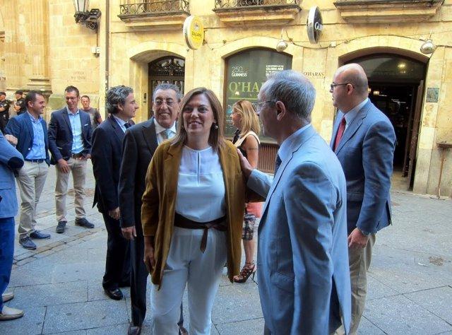 Salamanca. Milagros Marcos