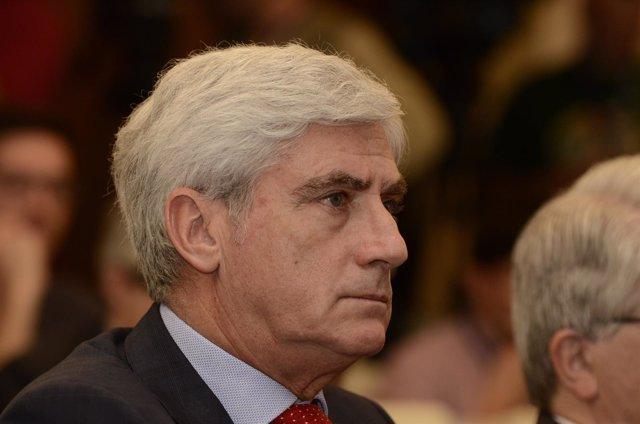 Clemente Villaverde, gerente del Atlético de Madrid