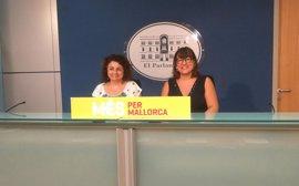 MÉS per Mallorca propone que el nuevo REB incluya el transporte terrestre, por carretera y ferroviario