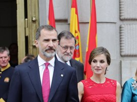 Los Reyes inician una visita de Estado a Reino Unido para reforzar la relación bilateral tras el Brexit