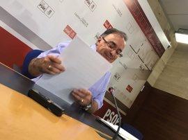"""PSOE apela al """"sentido común"""" de Podemos para tramitar las cuentas y evitar elecciones"""
