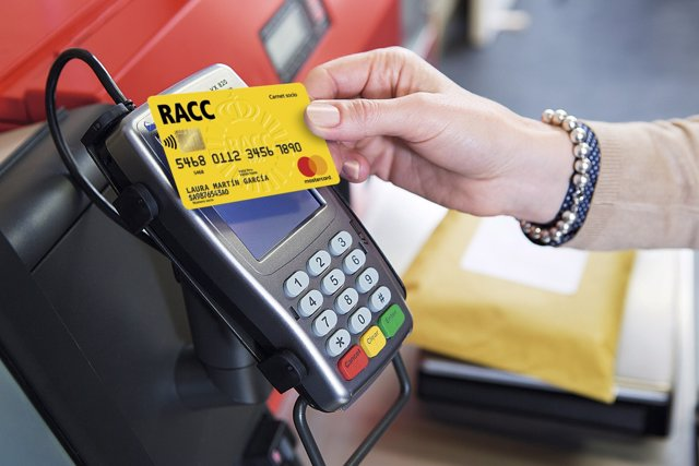 RACCMaster Contactless