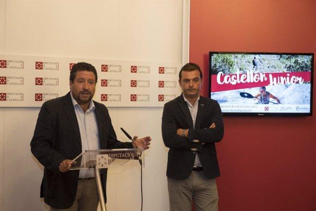 Ndp La Diputación Crea El Programa De Viajes De Turismo Activo Para Jóvenes 'Cas