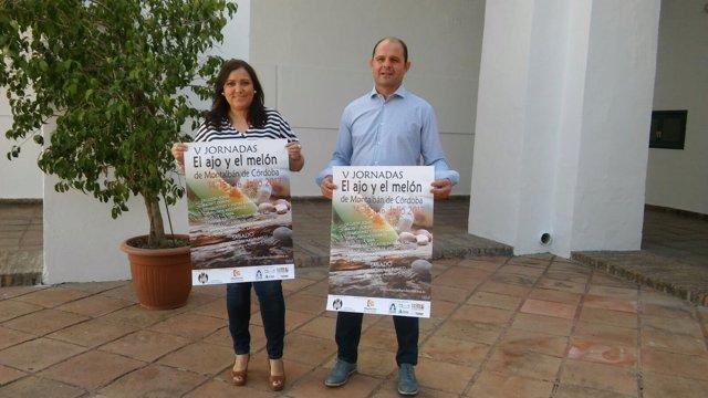 Carrillo y Ruz presentan las jornadas