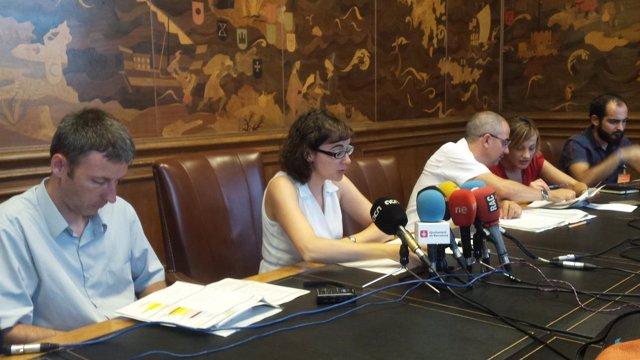 Mercedes Vidal (TMB) valora la huelga de metro