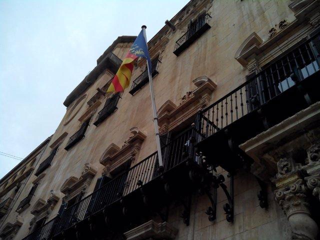 Ayuntamiento de Alicante en imagen de archivo