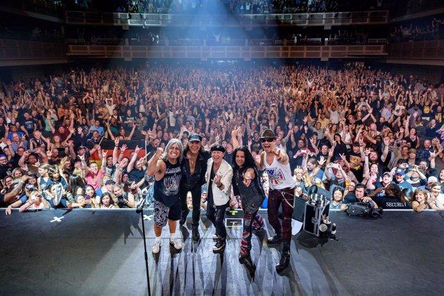 Scorpions Tour